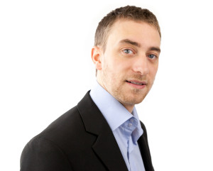 Portrait of a confident businessman